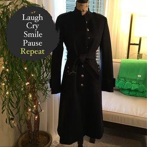 LOFT Jackets & Blazers - Ann Taylor LOFT Military Coat