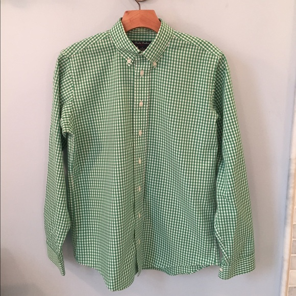 58 off brooks brothers other boys checkered brooks for Brooks brothers boys shirts