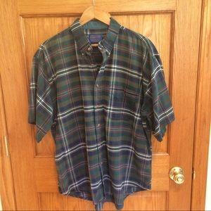 Vintage Pendleton Button Down Shirt