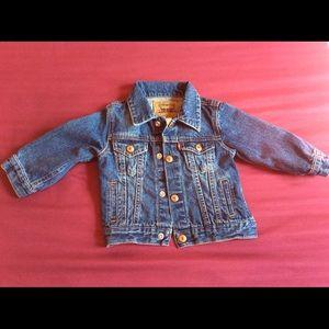 Other - Blue Jean Jacket