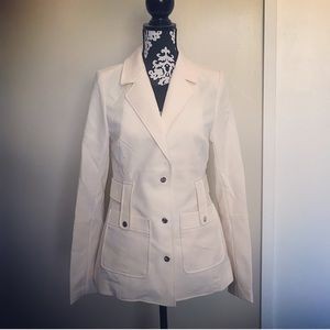 Nasty Gal Jackets & Blazers - 🆕 Nasty Gal Pale Pink Jacket