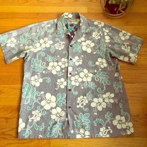 Hilo Hattie Hawaiin shirt 