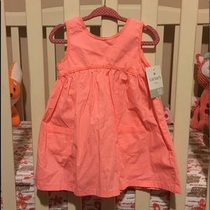 Carter's Other - Carters Infant Girls Dress and Bloomers