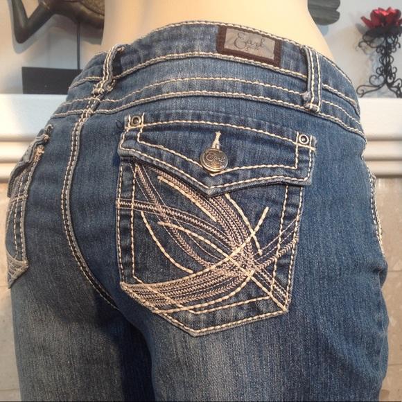 1d0e1732b9a Women s Earl Jean Shorts Plus Size 12 (456)