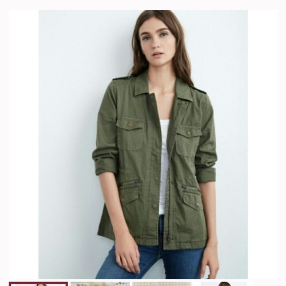 f70adc8814f79d Velvet Jackets & Coats   Lily Aldridge For Ruby Jacket   Poshmark