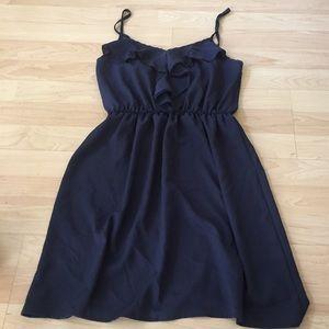 Mine Blue Dress Anthropologie