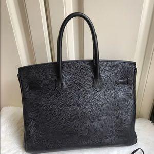 b0f882da08c6 Hermes Bags - Sold✈️Authentic Hermes Birkin 35 Black Togo