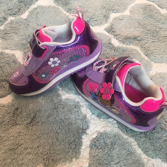 Doc Mcstuffin Shoes Size