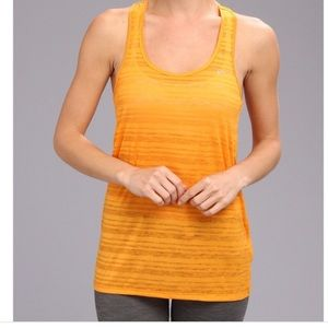 Nike Orange Tank Top