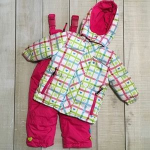 Other - Snow Coat and Snowsuit Bibs Set