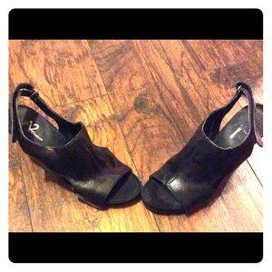 A2 By Aerosoles Shoes - A2 Aerosoles black wedge