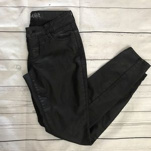 Old Navy Denim - Faux leather style skinny jeans