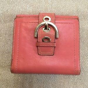 Coach Handbags - Coach Wallet! Pre-loved but still a fabulous piece
