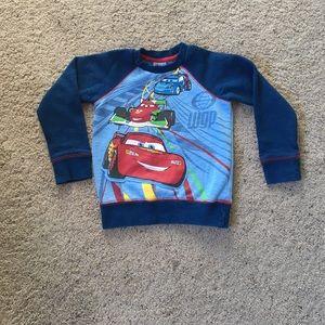 Disney Other - Disney Cars sweatshirt