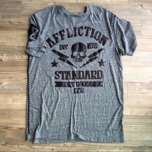 Affliction Other - Affliction Men's Graphic T-Shirt 'Live Fast'