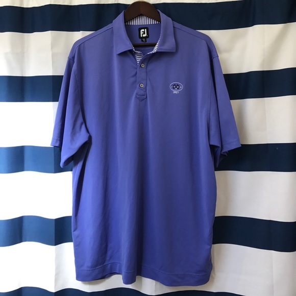 81 off footjoy other men 39 s footjoy golf polo shirt