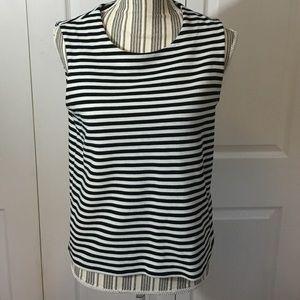Madewell Striped Sleeveless Top
