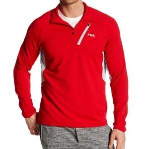 FILA Men's Athletic Pullover
