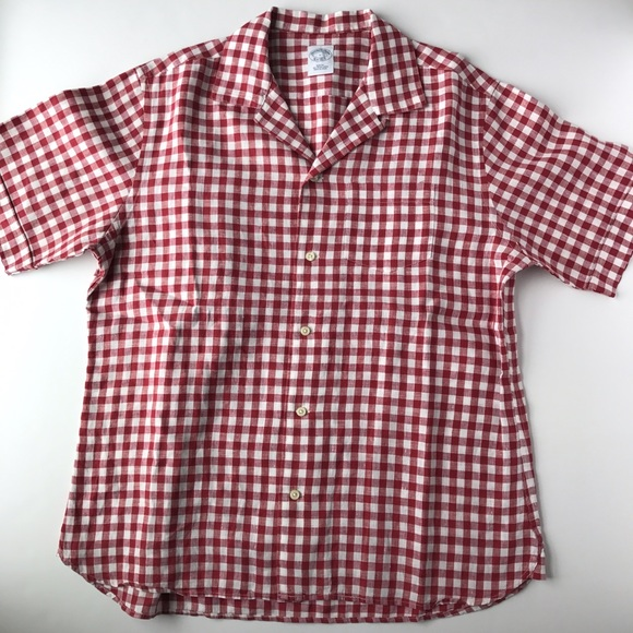 63 off brooks brothers other brooks brothers slim fit for Irish linen dress shirts