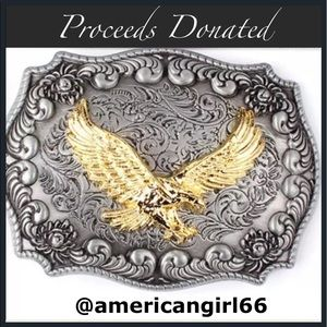Other - Proceeds Donated 🇺🇸 Belt Buckle