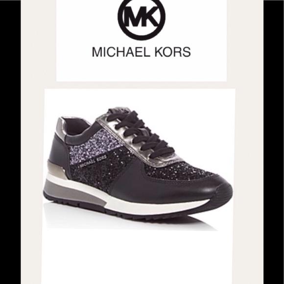 New Michael Kors Allie Sneakers 722