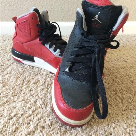 Jordan Shoes | Jordan Flight Red And