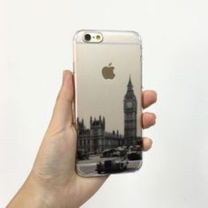 Other - ✨Clear London iPhone 6 Case✨