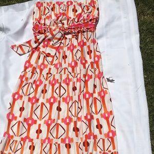 Donna Morgan Dresses & Skirts - Silky Donna Morgan Maxi Dress! 💋