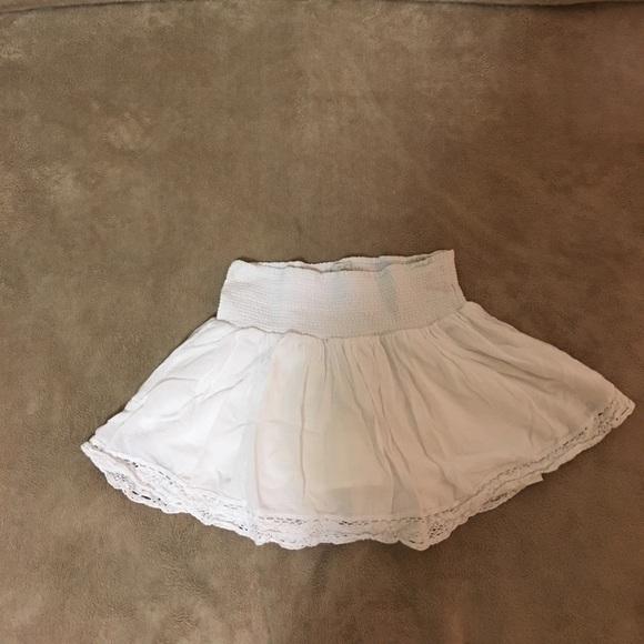 2c507d704 Children's Place Bottoms | White Fluffy Skirt Childrens Place | Poshmark