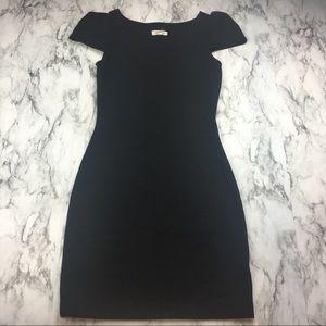 silence + noise Dresses & Skirts - SILENCE + NOISE black dress