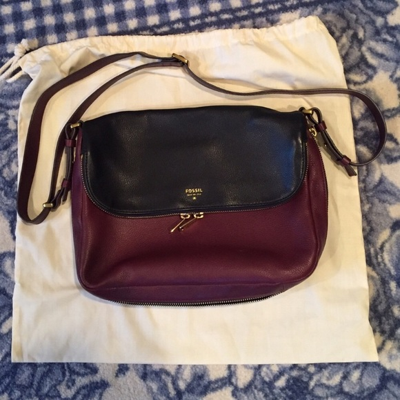 kate spade Handbags - Two tone fossil Preston crossbody