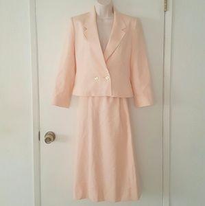 Renlyn  Dresses & Skirts - Vintage Pink Skirt Suit