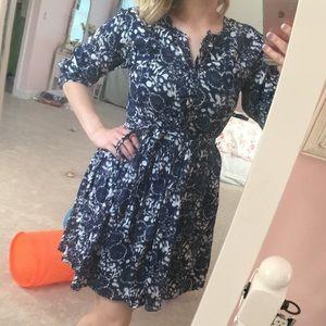 Floral GAP dress