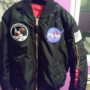 Alpha Industries Other - Alpha industries m-a1 nasa bomber jacket