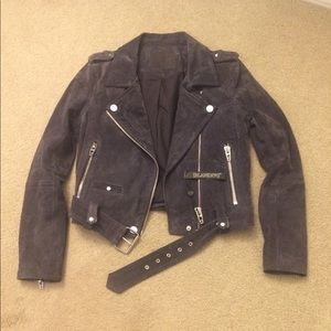 ✨Blank NYC Real Suede Jacket, size S!!✨