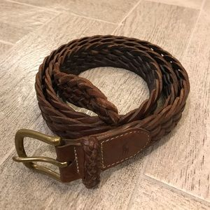 Polo by Ralph Lauren Other - Polo brown woven belt