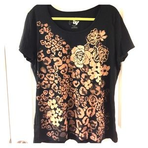 Just My Size Tops - 💫💫FINAL REDUCTION, JMS, size 1X (16W), NWOT tee