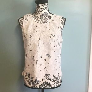 Acemi Tops - Lace Top