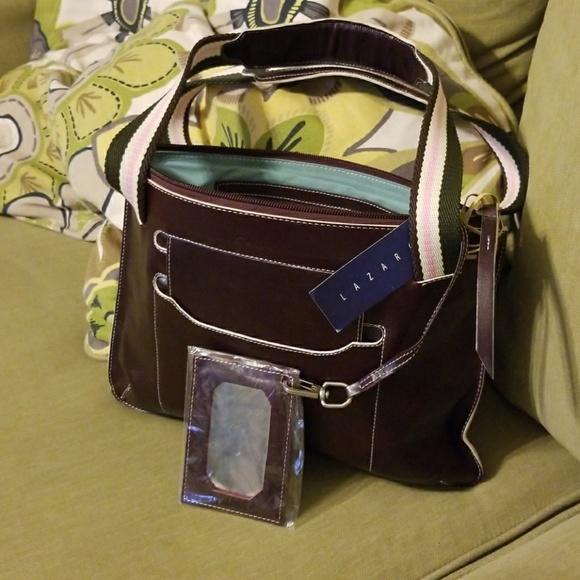 43ef042eb Lazaro Handbags - $$ Lazaro Cartera Thelma Handbag