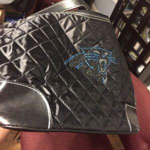 Handbags - Carolina Panthers ladies purse is NWT!!!!!