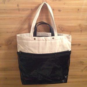 Elizabeth and James Convertible Tote Bag