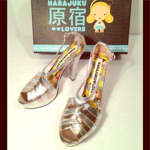 Harajuku Lovers Shoes - Harajuku Lovers Heels💝