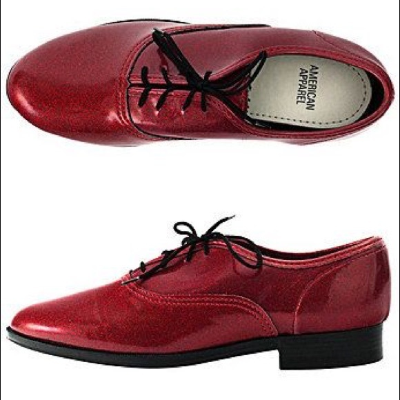 195f974c99 American Apparel Shoes | New Womens Dance Shoe Glitter | Poshmark