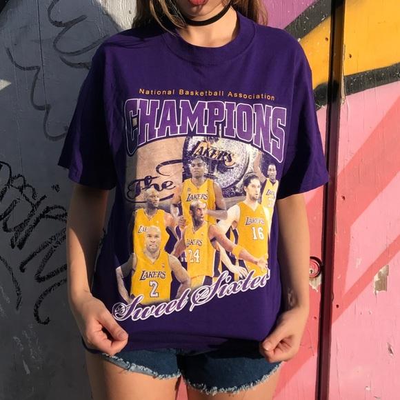 Vintage Lakers Tee 98
