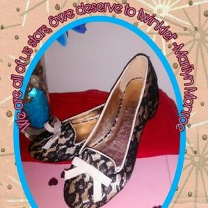 Lovely Lacey Loafers