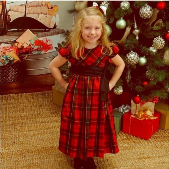 570f43f1521f 💥SALE💥🎄Ralph Lauren girls Christmas Dress🎄. M_593bce642fd0b7319605b4d1
