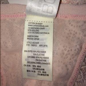 Cotton On Intimates & Sleepwear - Cotton On Medium Bralette NWT