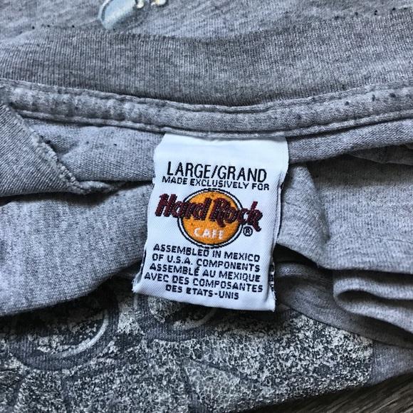 Hard Rock Cafe Polo Shirt For Sale