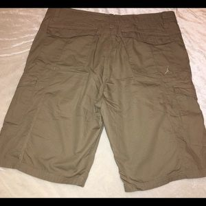 0167f4767c05de Air Jordan Shorts - Air Jordan 3 point cargo shorts NWOT size 36