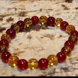NWT FSU fan bracelet for cause. Girls with Vision
